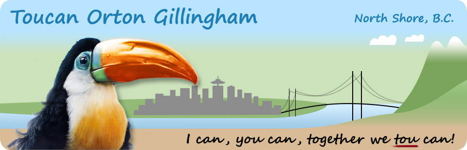 Orton Gillingham North Vancouver - Jessica Ayers' English Literacy Program